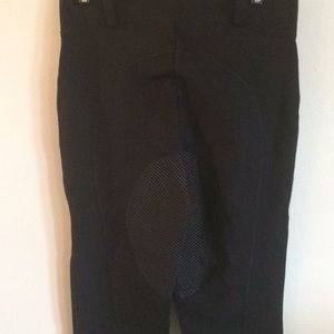 Sticky seat pants by equestrian